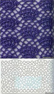 Padrão Crochet №211 - Crochet. Patterns