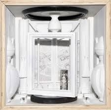 Afbeeldingsresultaat voor artists and designs model their dream houses in miniature