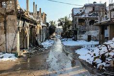 المكان : دمشق - جوبر الزمان : 12  1  2015