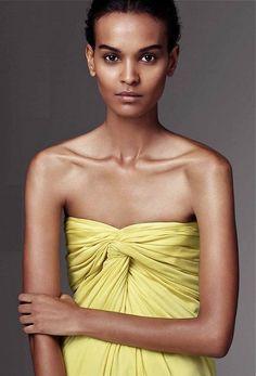 Liya Kebede | Flickr - Photo Sharing! Bold Fashion, Fashion Models, Liya Kebede, Fatima Siad, Freja Beha Erichsen, Lily Donaldson, Chanel Iman, Audrey Hepburn Style, Female Models