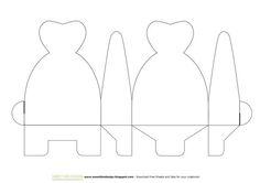 Tutorial: Bomboniere Abiti da Matrimonio - Wedding Dresses Favors by http://sweetbiodesign.blogspot.it/2015/01/tutorial-bomboniere-abiti-da-matrimonio.html: