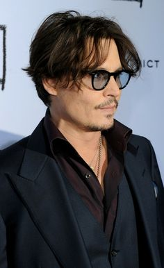 "Johnny Depp - Film Independent At LACMA Presents ""The Rum Diary"" - Red Carpet"