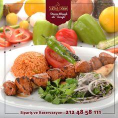 Gününüzü taçlandırmaya değer bir #lezzet daha #kuzuşiş   -- Sipariş Hattımız : 0212 48 58 111 ☎
