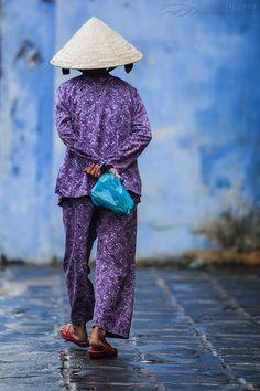 Morning Stroll ~ Hoi An. Vietnam