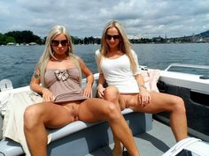 Nude girls on boats pics