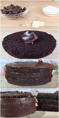 O Melhor Bolo de Chocolate do Mundo #bolo @bolodechocolate #comida #culinaria #gastromina #receita #receitas #receitafacil #chef #receitasfaceis #receitasrapidas