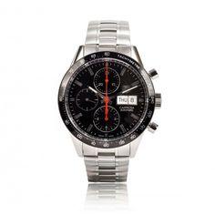 TAG Heuer Carrera Calibre 16 Day Date Automatic Mens Watch CV201AH.BA0725