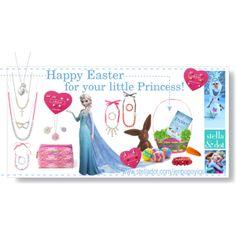 Stella & Dot's Girl's Collection + Frozen = Happy Easter!  www.stelladot.com/colleenjakubowski