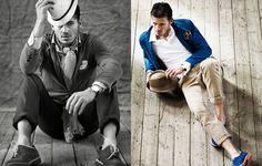 Male model shoot.