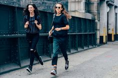 Race to fashion