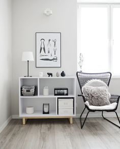 Bookcase, Scandinavian furniture – furniture - Home Accents Diy Ideas Modern Vintage Living Room Decor, Bedroom Decor, First Apartment Decorating, Scandinavian Furniture, Home Office Decor, My New Room, House Rooms, Home Decor Inspiration, Decoration