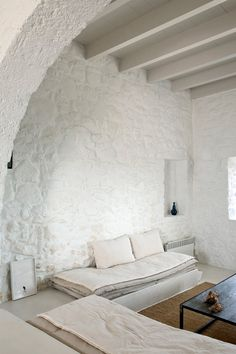 A WHITE WASHED HOLIDAY HOME ON NISYROS, GREECE