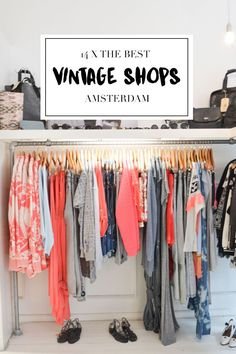 "Wondering where to find the best vintage items? Check out our list with 14 x vintage shops in Amsterdam here: http://www.yourlittleblackbook.me/vintage-shops-in-amsterdam/. Planning a trip to Amsterdam? Check http://www.yourlittleblackbook.me/ & download ""The Amsterdam City Guide app"" for Android & iOs with over 550 hotspots: https://itunes.apple.com/us/app/amsterdam-cityguide-yourlbb/id1066913884?mt=8 or https://play.google.com/store/apps/details?id=com.app.r3914JB"