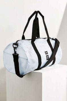 74a08001a4 Stussy Clear Tarpaulin Lawson Duffel Bag
