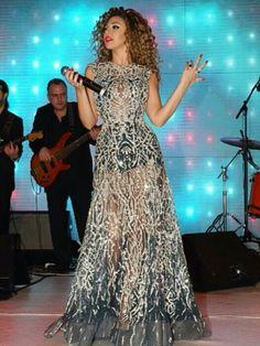 Myriam Fares in Rami Kadi dress ♥ simply gorgeous !!!