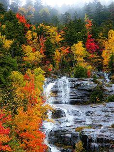 ✯ Mist on NH Waterfall