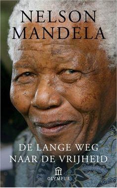 Nelson Mandela - De lange weg naar de vrijheid.Tijdens zijn gevangenschap werkte Mandela in het geheim aan zijn autobiografie.