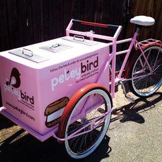 here's the peteybird bike!
