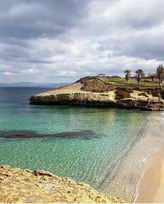 Spiaggia di BALAI - Portotorres (Sassari) - Sardinia-Cerdeña-Sardinien -SARDEGNA
