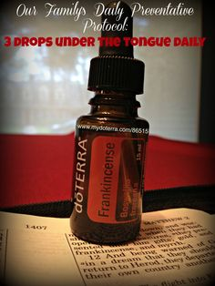 What is so Special about #dōTERRA #Frankincense Essential Oil?