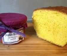 Rezept Lockeres Kürbisbrot von Marboline - Rezept der Kategorie Brot & Brötchen