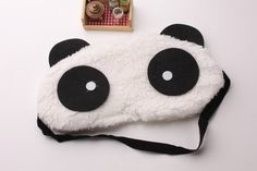 43e4217a95e89 Neko Lucky Accesorios - Antifaz Para Dormir Panda Kawaii - S  15