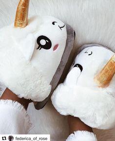 Unicorn slippers 🦄🦄🦄 www.dream-shop.it
