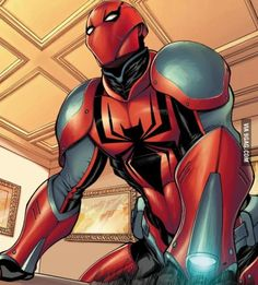 Please, marvel make spidey use this against the sinister six in the movie