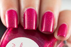 Lilypad Lacquer Ruby Slippers