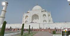 Bellezze dell'India: parte il turismo virtuale con Street View