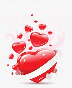 Illustration about Valentines ornament with red love heart illustration. Illustration of valentine, celebrate, event - 4961679 Heart Wallpaper, Love Wallpaper, Love Heart Illustration, Ribbon Png, Red Love Heart, Love You Images, Heart Emoji, Birthday Clipart, Lauren Wood