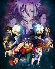 Phi Brain: Kami no Puzzle 3rd Season | 480p 70MB | 720p 120MB MKV   #PhiBrainKaminoPuzzle3  #Soulreaperzone  #Anime