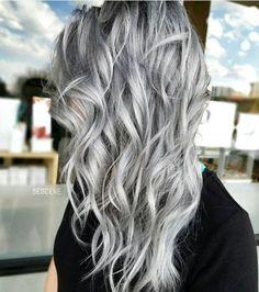La coloration gris smoky