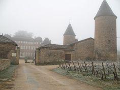 Château de Chasselas►►http://www.frenchchateau.net/chateaux-of-bourgogne/chateau-de-chasselas.html?i=p