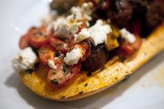 , Squashes Round, Butternut Squashes, Chorizo Sausage, Grape Tomatoes ...