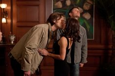 French Mistake Season 6 ep 15 Sam realizes that he (Jared) I married to Ruby (Gen) ROFL!