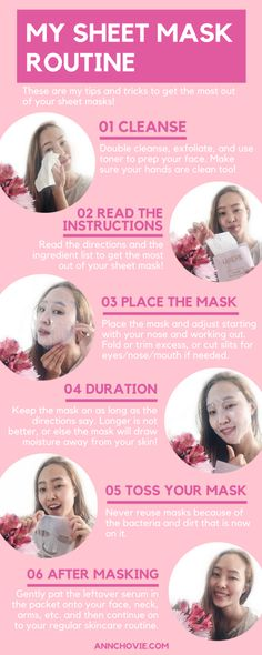 While sheet masks are definitely easy to use, there are common mistakes that even I have committed in the past. I've put together my routine with the dos and don'ts, and tips and tricks to get the most out of your sheet masks. Beauty Routine Calendar, Beauty Routines, Tips And Tricks, Makeup Tricks, Best Face Mask, Face Masks, Best Sheet Masks, Mask Korean, Beauty Hacks For Teens