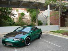 1997 Mitsubishi Eclipse GSX Turbo AWD #Mitsubishi #Eclipse #Rvinyl ========================== http://www.rvinyl.com/Mitsubishi-Accessories.html