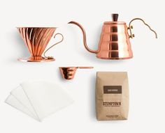 FeaturingMatt - Stumptown Coffee Copper Kit #Coffee #Coffeelover #CoffeeAddict