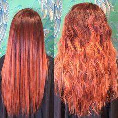 Sun Kissed Hair, Copper Hair, Shiny Hair, Long Hair Styles, Instagram Posts, Beauty, Glossy Hair, Brighter Hair, Long Hairstyle