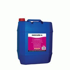 ISOCURE-A: Water-based, acrylic emulsion for protecting fresh concrete from quick evaporation of mixing water. It ensures the full hydration of cement, thus it reduces any drying shrinkage cracks. It is usually applied on large surfaces of exposed concrete such as industrial floorings, parking areas, concrete slabs etc. It is also suitable for vertical surfaces. There is no need of removing ISOCURE- A in case of subsequent layers on the concrete surface.