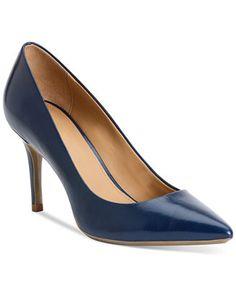 Calvin Klein Women's Gayle Pumps - Pumps - Shoes - Macy's