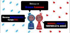 Belanja Online.. ya di UL aja..  Mudah , Murah , Aman .. -_^
