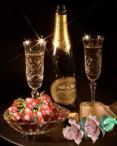 Valentines Gif, Miss Elizabeth, Mason Jar Wine Glass, Fireworks, Alcoholic Drinks, Champagne, Happy Birthday, Anniversary, Messages