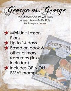 liberty s kids video response forms episodes kids videos  american revolution both sides lesson plan opinion writing prompt