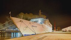 mv Discovery in #Avonmouth