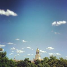 Another beautiful day on the #Baylor University campus! (via bayloruniversity on Instagram)