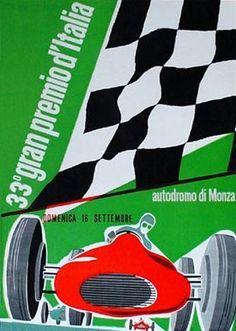 1962 GP de Italia en Monza