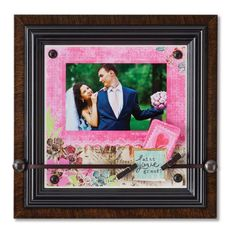 Nancy O'Dell Love Mini Magnetic Everyday Display Scrapbooking Project from Creative Memories