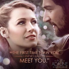 The Age of Adaline Quote